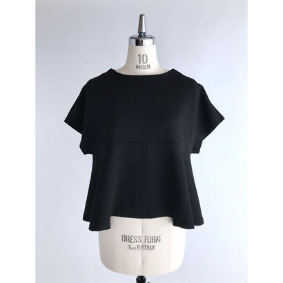 【追加予約】it / MILANO LIB TOPS ( BLACK)