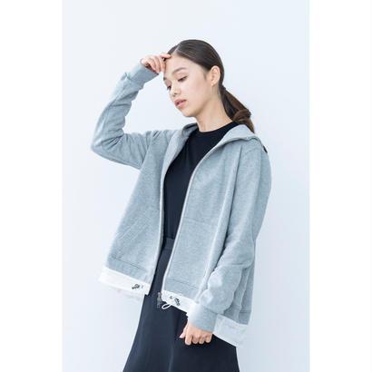 【2018A/W】ドローコードAラインジャケット/グレー