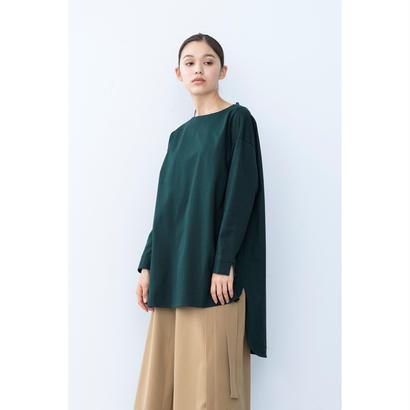 【2018A/W】ロングテールトップス/グリーン