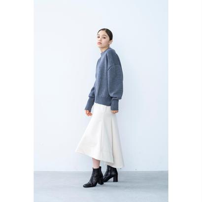 【2018A/W】ブカティーニフィッシュテールスカート/アイボリー