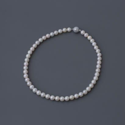 【necklace】 White Pearl necklace