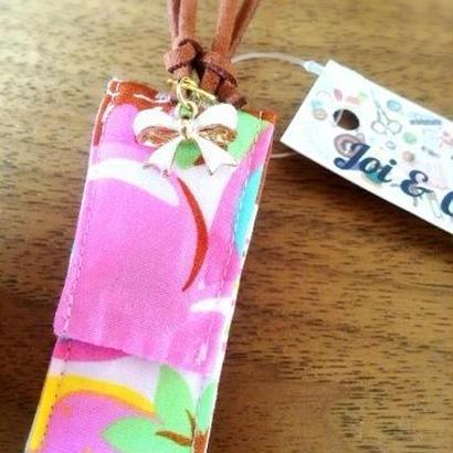 Key ホルダー Sweets Pink