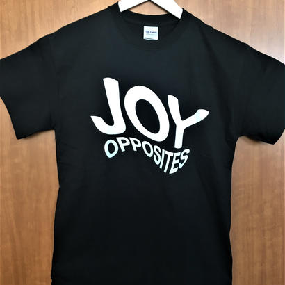[SALE!] Joy Opposites Big Logo T-shirt (black)