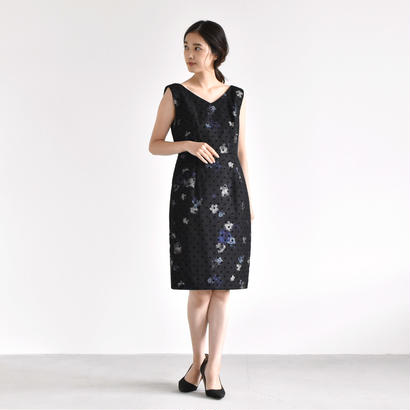 【OUTLET SALE】001376 / オリジナルプリント ワンピース