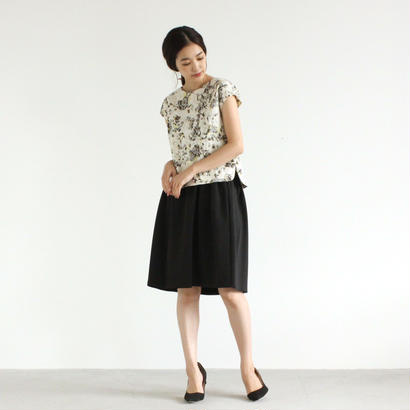 【OUTLET SALE】002065 / フラワージャガード セットアップ