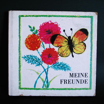 ドイツ・ベルリンで見つけた絵本 (DDR)