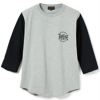 3/4 SLEEVE BASEBALL TEE