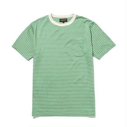 S/S POCKET BORDER TEE