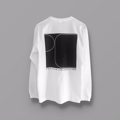 LAKA x Pacifica Collectives L/S Tee Graphic type