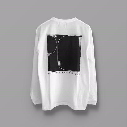 LAKA x Pacifica Collectives L/S Tee Paint type
