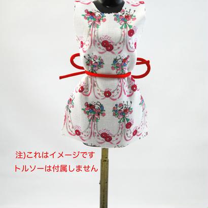 m02  キキパルフェミニチュア生地 リボン 50cm×25cm