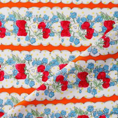 08 Amaii-Suto / オレンジ 1m単位のカット