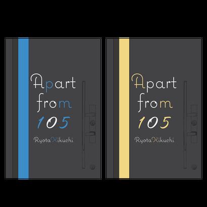【グッズ】ポストカード Apart from 105 'MB&NB' (2枚セット)
