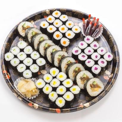 巻き寿司盛合せ