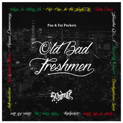 Schoolz / Old Bad Freshmen -CD-