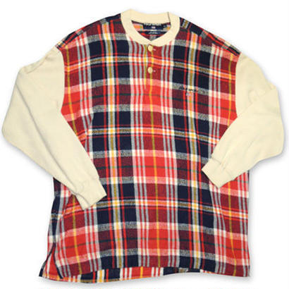 USED POLO SPORT FLANNEL L/S SHIRT