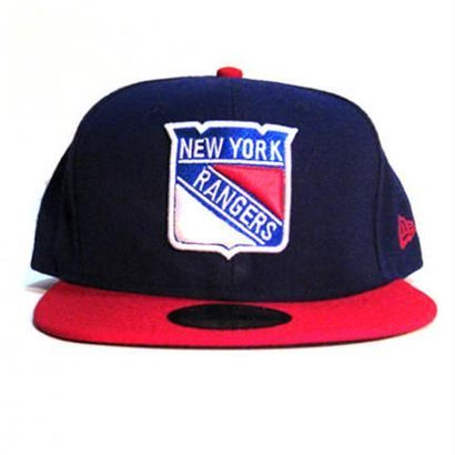 NEW ERA CAP NEW YORK RANGERS