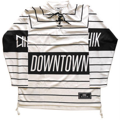 Ethik Downtown Dwellers White & Black Jersey