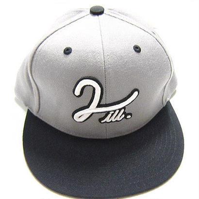2ILL CLOTHING 2ill logo SNAP BACK CAP
