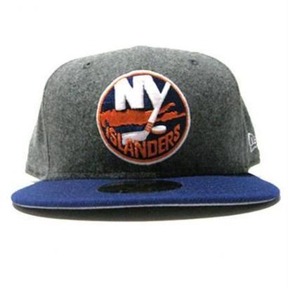 NEW ERA CAP N.Y. ISLANDERS FLANNEL
