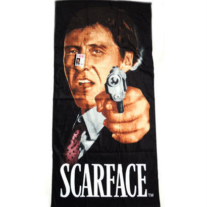 SCARFACE Hustler BEACH TOWEL
