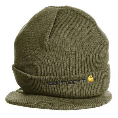 Carhartt Visor Beanie / Military Green