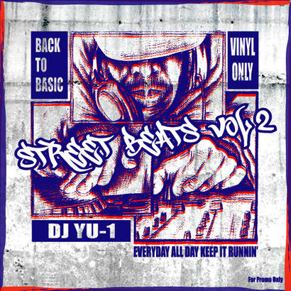 (CD)DJ YU-1 STREET BEATS vol.2
