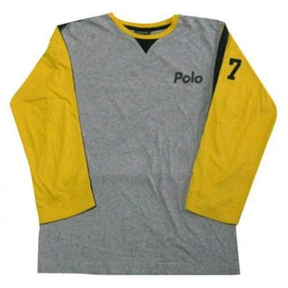 POLO SPORT 3/4 SLEEVE SHIRT