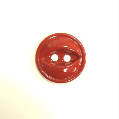 ビンテージソーオンボタン66(10個セット)つやレッド