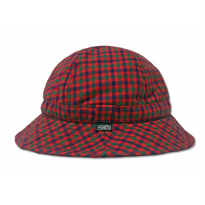 Skate bell hat <plaid>