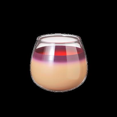 【受注生産】揺花(yuraka)タンブラー 白紫