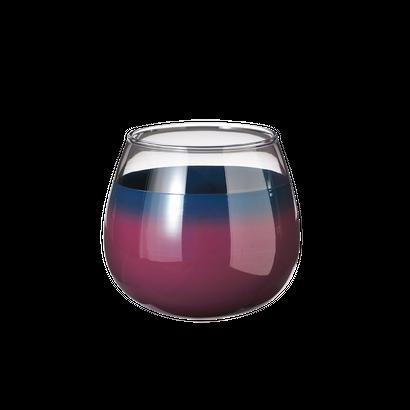 揺花(yuraka)タンブラー 紫藍