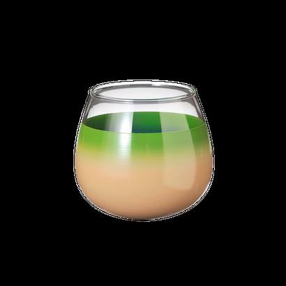 揺花(yuraka)タンブラー 白緑
