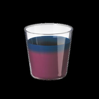 袷(awase)タンブラー 紫藍