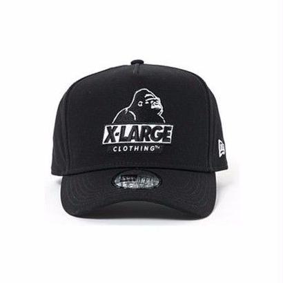 X-LARGE NEW ERA SLANTED OG SNAPBACK CAP