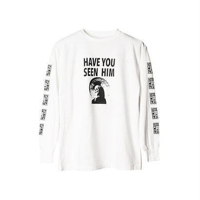 Another Heaven × SD Have You Seen Him Long Sleeve T