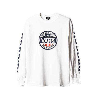 VANS × SD Circle Logo Long Sleeve T
