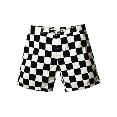 SD Checker Surf Shorts