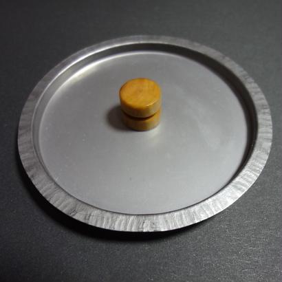 SNOWPEAKシングルチタンマグ300用 かぶとやま工房 チタニウムリッド