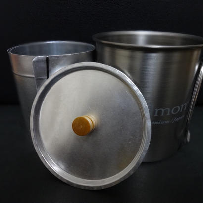 Belmontチタンシングルマグ450&アルミニウムリッドセットⅡ