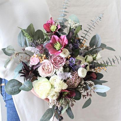 bouquet set ~ブーケ・ブートニア~