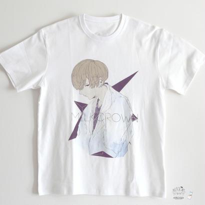 【数量限定】MILKCROWN Tシャツ