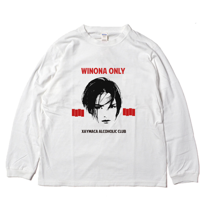 Xaymaca alcoholic club / WINONA ONLY  Long sleeve