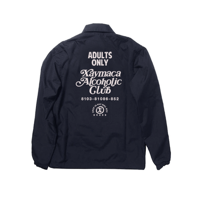 Xaymaca aclcoholic club - ADULTS ONLY coach JKT