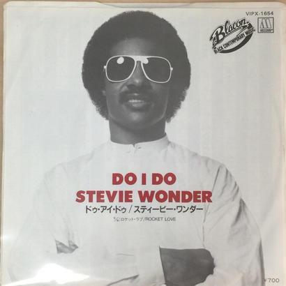 ★7inch★ Stevie Wonder / Do I Do / Rocket Love