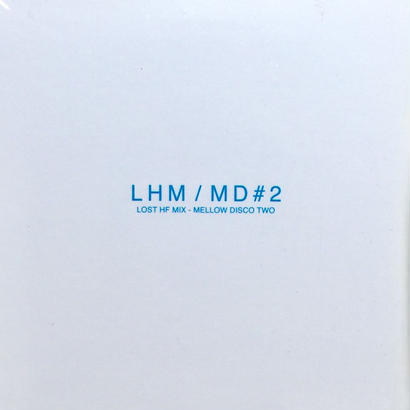 ★MIXCD★LHM / MELLOW DISCO#2