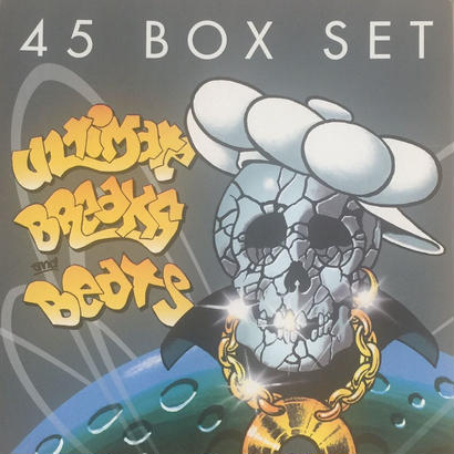 ★7inch BOX★ ULTIMATE BREAKS & BEATS 45 BOX SET