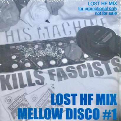 ★MIXCD★LHM / MELLOW DISCO#1