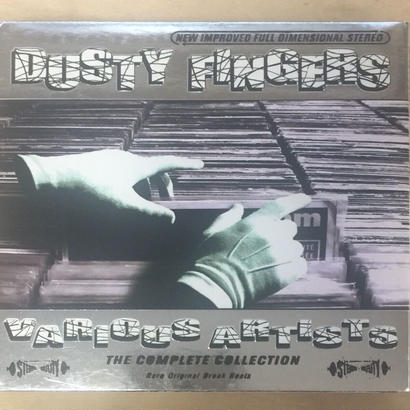★DVD データ★ DUSTY FINGERS THE COMPLETE COLLECTION (2DVD ROM / WAVE & MP3 データディスク)