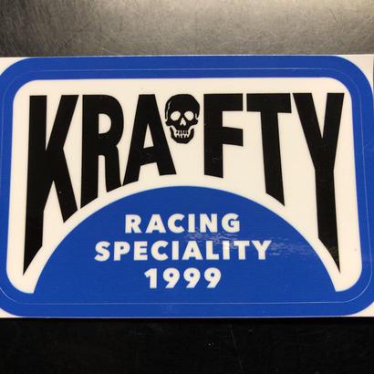 KRAFTY RC 1999 STICKER